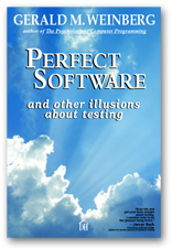Perfect Software by Jerry Weinberg